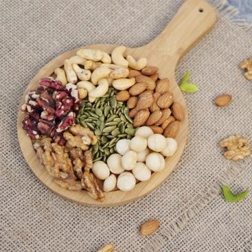 Hạt mixed 5 loại hạt (bóc vỏ) (200gr)